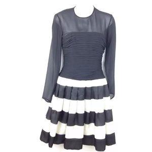 Neiman Marcus A.J Bari womens dress size 4 vintage